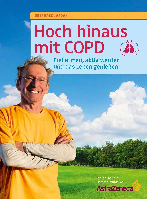 Hoch hinaus mit COPD Buchcover